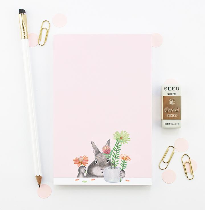 dearhancock_bunny_notepad