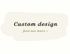 Custom design - find out more. Custom wedding invitations, stationery and more