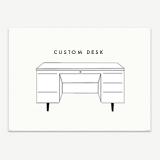 Custom Desk Stationery