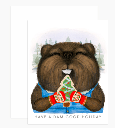 Holiday Beaver