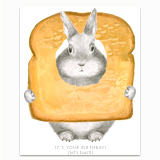 Let's Toast! Greeting Card