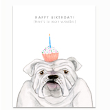 More Wrinkles Greeting Card