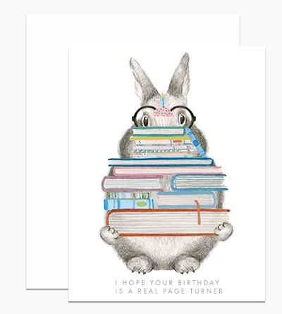 Page Turner Bunny