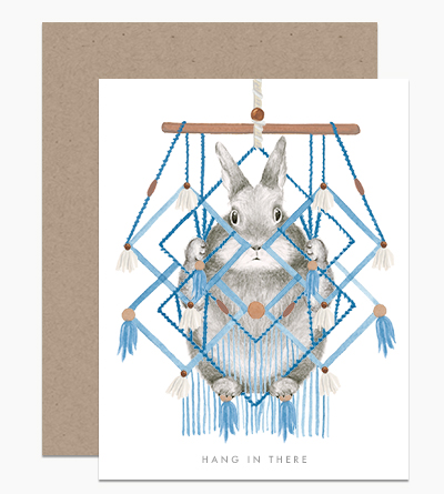 Hang in There Macrame