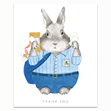 Essential Worker - USPS Greeting Card