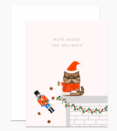 Nuts About the Holidays