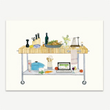 The Culinary Desk Stationery
