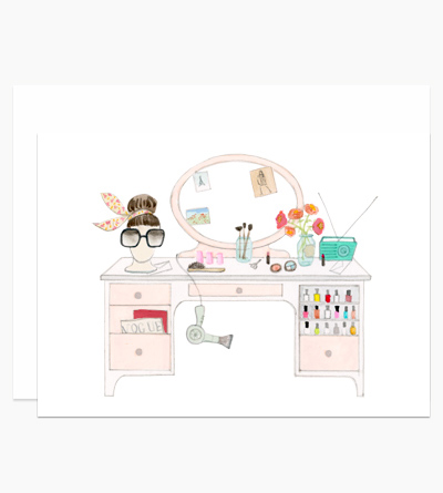 The Beauty Desk