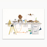 The Artist's Desk Stationery